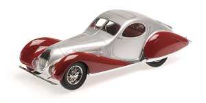 Talbot Lago T150-C-SS coupe 1937 silver