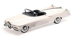 Buick le Sabre concept 1951 white