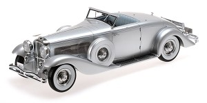 Duesenberg SJN supercharged convertible