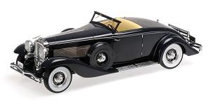Duesenberg SJN convertible coupe 1936 da