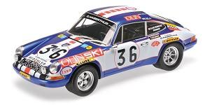 Porsche 911S Waldegard/Cheneviere LM 197
