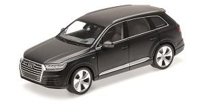 Audi Q7 2015 matt black