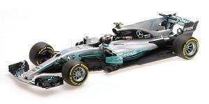 Mercedes AMG W08 V. Bottas 2017