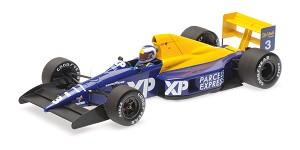 Tyrrell Ford 018 J. Palmer GP France 198