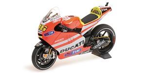Ducati Desmo GP11.1 V. Rossi Motogp 2011