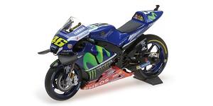 Yamaha YZR-M1 V. Rossi free practice Sep
