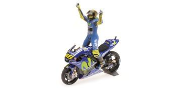 Yamaha YZR-M1 V. Rossi winner Assen 2017