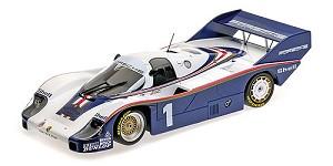 Porsche 956K Ickx/Bell class winner 6hrs