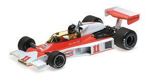 McLaren Ford M23 J. Hunt worldchampion