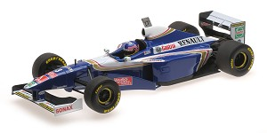 Williams Renault FW19 J. Villeneuve