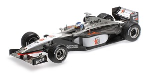 McLaren Mercedes MP4/13 M. Hakkinen