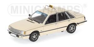 Opel Senator 1980 taxi