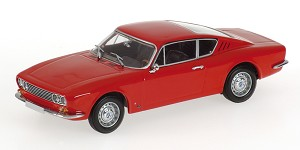 Ford OSI 20M TS 1967 red