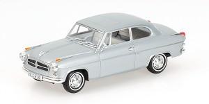Borgward Isabella 1958-1962 silver