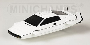 Lotus Esprit Submarine 'The spy who love