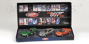 JB-set Thunderbird, Jaguar, Aston Martin