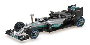 Mercedes AMG W07 N. Rosberg Sindelfingen