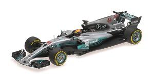 Mercedes AMG W08 L. Hamilton 2017