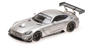 Mercedes-AMG GT3 plain body 2018 matt si