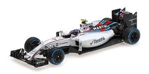 Williams Mercedes FW38 V. Bottas