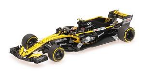 Renault F1-team RS18 C. Sainz jr. 2018
