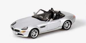 BMW Z8 James Bond 'The world is not enou