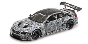 BMW M6 GT3 presentation Spa 2015