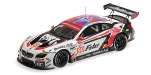 BMW M6 GT3 Yu/Lida/Blomqvist LM series