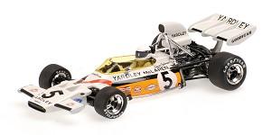 McLaren Ford M19 B. Redman German GP 197