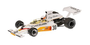 McLaren Yardley Scheckter British GP '73