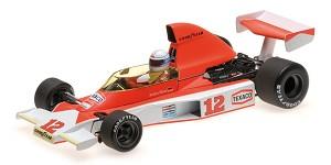 McLaren Ford M23 J. Mass GP South Africa