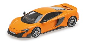 McLaren 675LT coupe 2015 orange