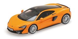 McLaren 570GT McLaren orange