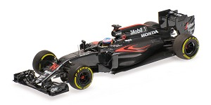 McLaren Honda MP4-31 F. Alonso GP