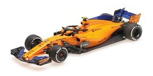 McLaren Renault MCL33 S. Vandoorne 2018