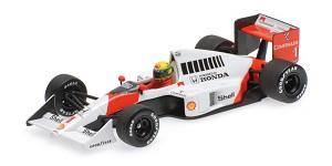 McLaren Honda MP4-5 A. Senna 1989