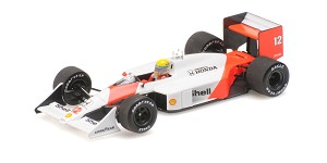 McLaren Honda MP4/4 A. Senna winner GP