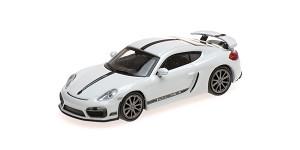 Porsche Cayman GT4 2016 white