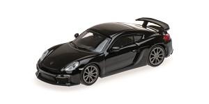 Porsche Cayman GT4 2016 black