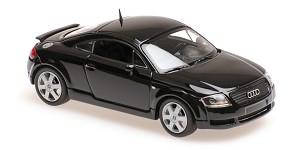 Audi TT coupe black