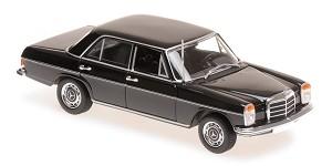 Mercedes 200 1968 black
