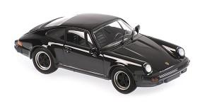 Porsche 911 SC 1979 black