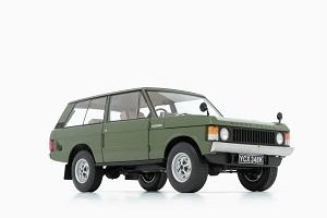 Range Rover 1970 green