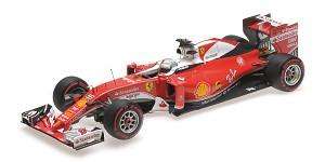 Ferrari SF16-H S. Vettel GP Italy 2016