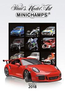 Catalogue Minichamps 2018 edition 1