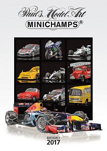 Catalogue Minichamps 2017 edition 1