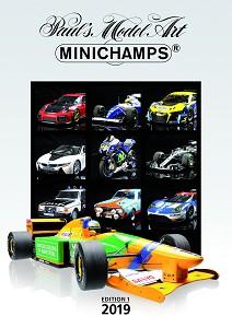 Catalogue Minichamps 2019 edition 1