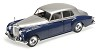 Bentley S2 1954 silver/blue