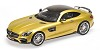 Brabus 600 (AMG GT S) 2016 gold