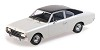 Opel Rekord C coupe 1966 white/blue